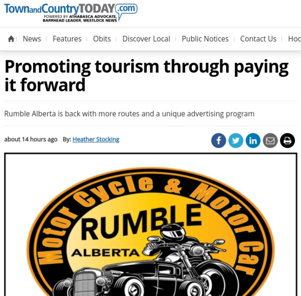Town and Country Today article Feb 28, 2021